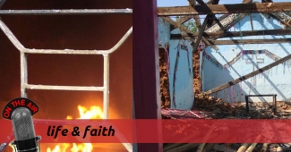Image: Life and Faith: Christianity and persecution