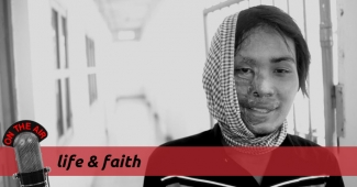 Image: Life and Faith: Violence against women